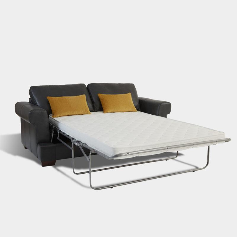 Sofá cama Emily abierto ancho 180 cm