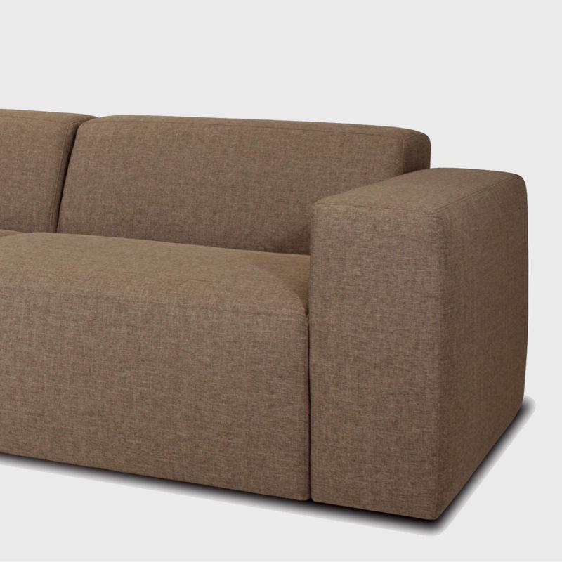 Sofá de fondo reducido Losbu