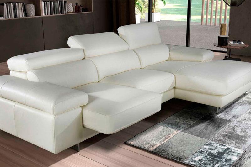 Sofá XXL de 7 plazas reclinable ACE