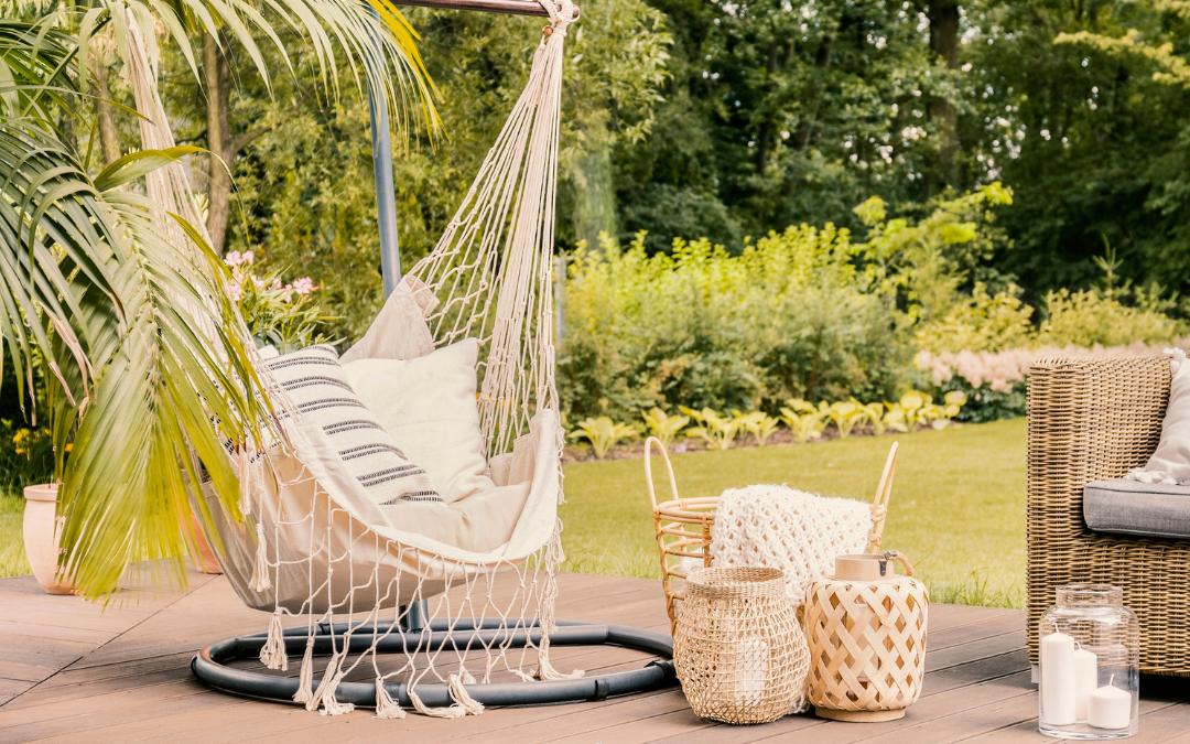 5 tendencias en decoración para este verano